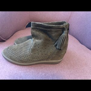 Isabel Marant Suede Booties Size 39